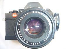 Leitz LEICA R3 ELECTRONIC Wetzlar Nr. 1450497 & Summilux-R 1,4/50 mm Nr. 295339