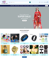 AUTOMATED Dropshipping Website Business For Sale - Professional Niche Store