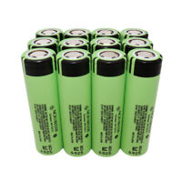 18650 High Drain 3400mAh Battery NCR18650B 3.7V Li-ion Rechargeable Batteries