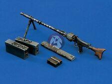 Verlinden 120mm (1/16) Maschinengewehr 34 (MG 34) German Machine Gun WWII 794