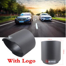 High Flow Design for Max Performance Exhaust Tip Cover Anti-corrosion Dust Proof