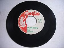 Roscoe and his Little Green Men Roll Over Beethoven / Bye Bye Blues 1960 45rpm
