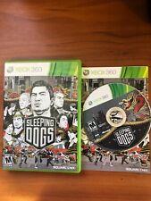 Sleeping Dogs (Microsoft Xbox 360, 2012)