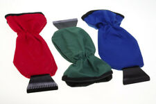 Wasserabweisender Handschuh mit Eiskratzer in grün