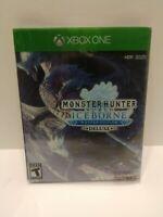Monster Hunter World: Iceborne Master Edition Deluxe - Xbox One
