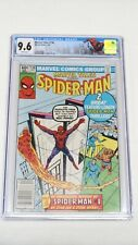 Marvel Tales 138 Marvel Comics 4/82 CGC Graded 9.6 NM+ White pages Newsstand