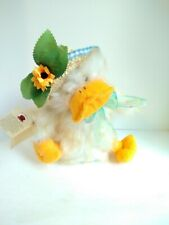 """CHANTILLY Lane Duck sings """"You are my Sunshine"""" 11"""" NWT"""
