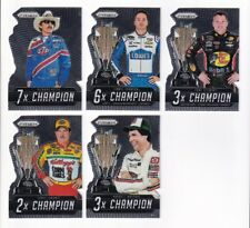 2016 Panini PRIZM CHAMPIONS Complete 5 card set BV$25! SCARCE!