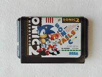 SONIC THE HEDGEHOG 2 MD Genesis Sega Mega Drive From Japan