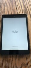 Apple iPad Mini 1st Gen MD961LL/A  Black/Slate Wi-Fi