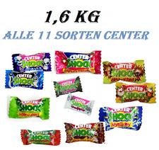 ★ 1,6 Kg  Center Shock Kaugummi  ★ alle 11 Sorten da bei ★ ( Kg = 10,99 € )