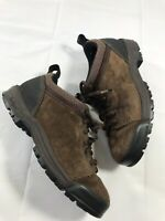 Rockport XCS Womens Size 7.5 Brown Hiking Outdoor Shoes Sneakers Lace Up