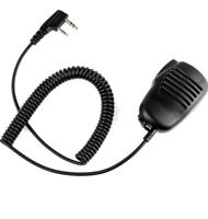 Handheld Mic Speaker Kenwood Radio TK2202 TK2206 TK2207 TK-2200L TK-2202L