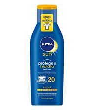 Comercial F.suarsa - Nivea Sol leche Fp20 400 ml
