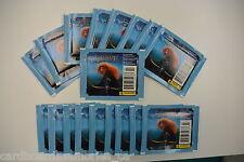 Panini Brave - 50 Factory Sealed Sticker Packs - Box Worth
