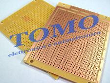 Basetta Millefori preforata 95x72mm PCB circuito stampato c.PC12