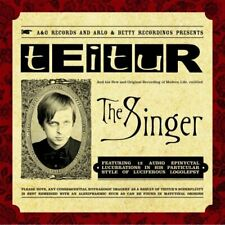 Teitur-The Singer CD NEW