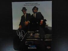 """The Blues Brothers"" Dan Aykroyd Signed 8X10 Promo Photo PAAS COA"