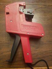 Duodeli Mx5500 8 Digits Price Tag Gun Labeler Red Pricemarker B1