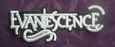 Evanescence Embroidered Patch Sew /Iron Biker Heavy Metal Punk Diy