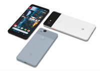 "Google Pixel 2 XL Smartphone 64GB 128GB 4GB RAM Black White Unlocked 6"" Screen"