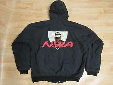 Vintage NWA tour jacket 90s rare ice cube easy e rap hip hop concert XL