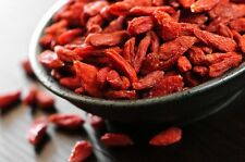 GOJI BERRIES WOLFBERRY BERRY GRADE AAA++ FROM QINGHAI **ON SALE** FREE SHIPPING