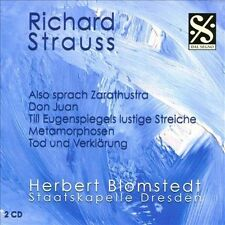 Strauss : Also sprach Zarathustra. Blomstedt., New Music