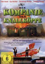 DVD NEU/OVP - Die Kompanie der Knallköppe - Eddi Arent & Ilja Richter