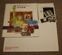 1985 U.S.P.S. Commemorative Mint Set Unmounted, Mint Condition with Envelope.