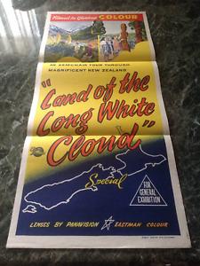 Land of the Long white  cloud Australian Daybill