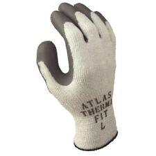 Atlas ThermaFit 451S-07.RT Ergonomic Work Gloves, Small, Gray