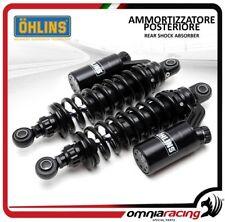 Ohlins 2 ammortizzatori post regolabili STX36 Blackline Harley FXD 1991>2015