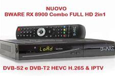 Decoder Combo Sat & Terrestre BWARE RX 8900 FULL HD