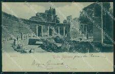 Roma Tivoli Villa Adriana cartolina VK4579