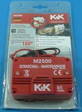 Ultraschall Marderscheuche M2500 Marderabwehr Marderschreck CAN-BUS M.i. Germany