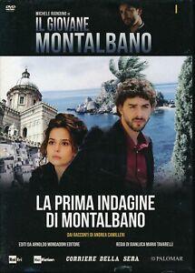 Il Giovane Montalbano -La prima indagine di Montalbano Vol. 1 - DVD D107013