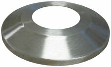 "New listing Flagpole Flash Collar Spun Aluminum for 2"" Pole Usa Made Satin Single Piece"