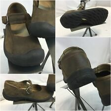 Keen Sports Sandals Sz 9 Women Brown Leather Straps Worn Once YGI E8
