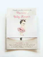 Nutbrown Hare//Peter Rabbit Friendship wish bracelet gift Baby Shower Favour