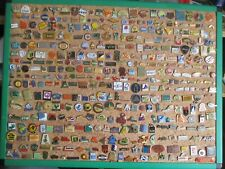 lots 380 pins  divers, entreprise,logo ,accessoire outil, événement,loisir,etc