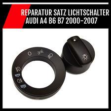 AUDI A4 B6 B7 LICHTSCHALTER HAUPTLICHT SCHALTER REPARATUR SATZ ohne auto funktio