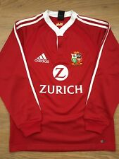 VINTAGE ADIDAS RUGBY BRITISH LIONS SHIRT
