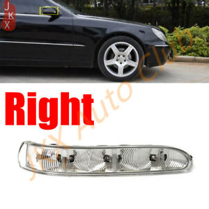 Right Rear View Mirror Turn Signal Light s For Mercedes-Benz CL S Class W220/215