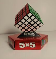 Rubik's 5x5 Cube Winning Moves Games (2008) with Stand