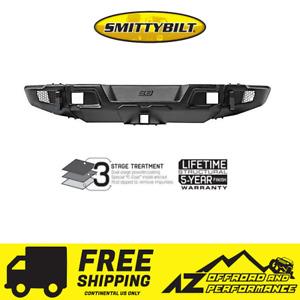 Smittybilt STRYKER Rear Bumper for 2007-2018 Jeep Wrangler JK 2/4 Door - 76732