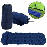 Self Inflating Mattress Inflatable Mat Outdoor Camping Portable Sleeping Pad New