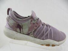NIKE Free TR 7 Purple Sz 7.5 Women Running Shoes