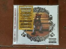 Kanye West The College Dropout UK CD 2004 Roc-a-Fella