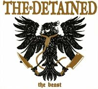 DETAINED - THE BEAST   CD NEW!